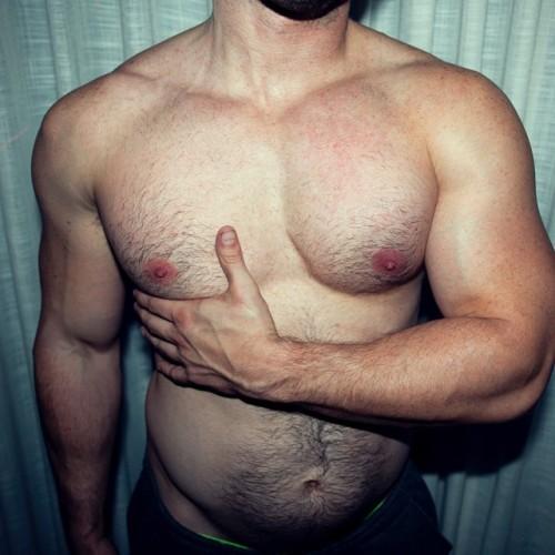 hairy muscle tumblr
