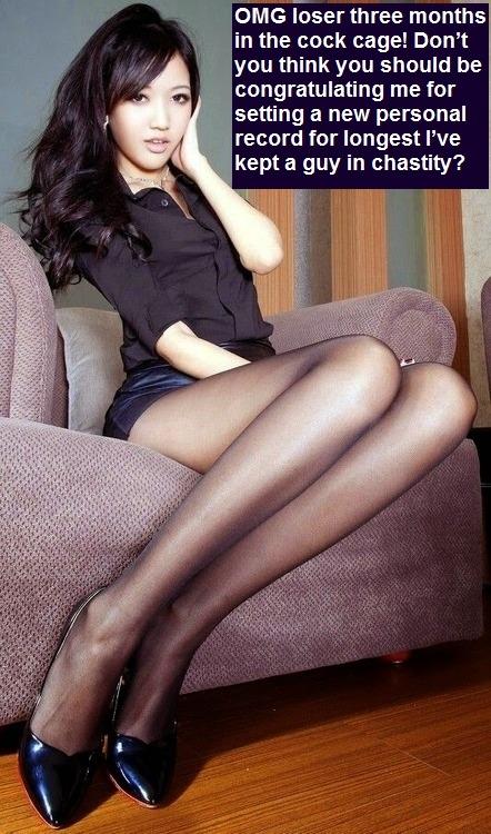 asian chastity mistress