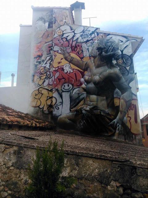 visionary-vandalism:   PichiAvo - Fanzara, Spain
