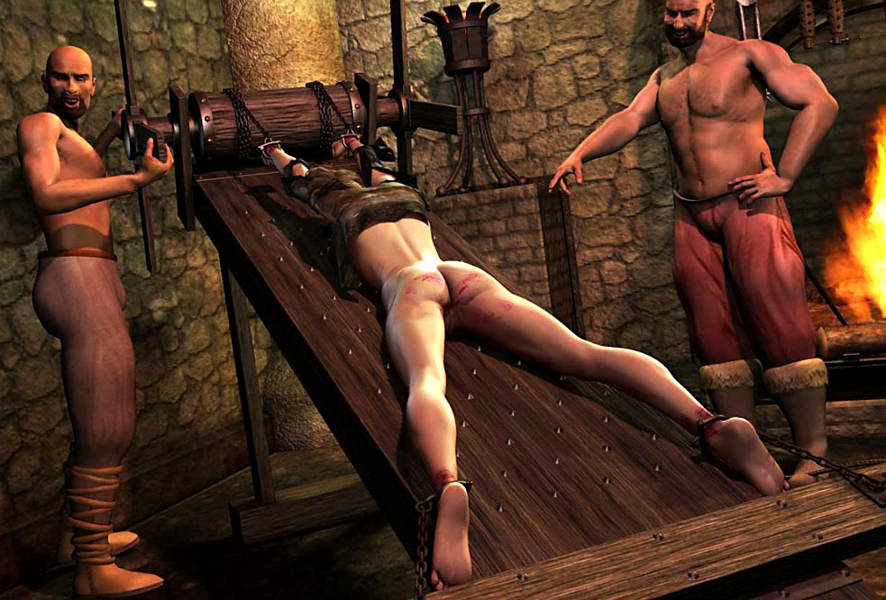 medieval tortures for women only