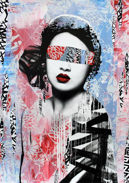 rebel6:  by Hush