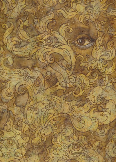 the noodle incident • xcutherex: The Yellow Wallpaper: The Woman In...