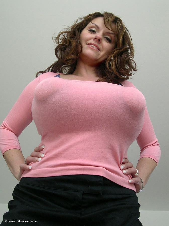 very long erect nipples