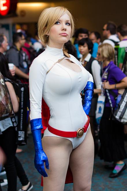 Crystal Graziano as Power Girl