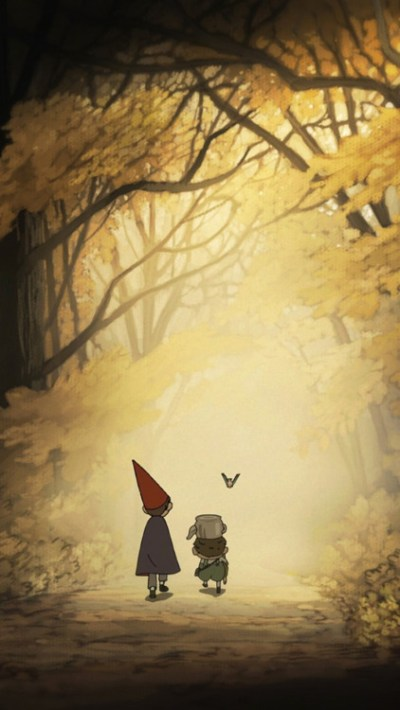 Absolutely lovely show by Cartoon Network - Over the Garden Wall