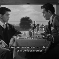 Strangers On a Train (1951) - Alfred Hitchcock