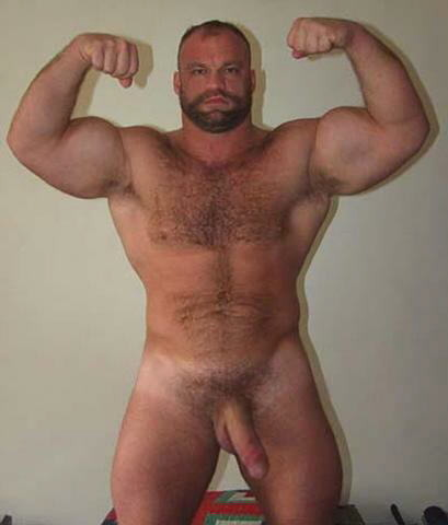 muscle bear daddy