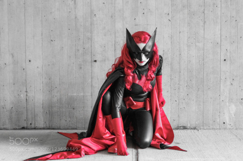 bat Woman by Ramon_Arizmendi