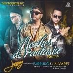 Jory Boy Ft. J Alvarez & Farruko – Noches de Fantasía (Remix)(iTunes)