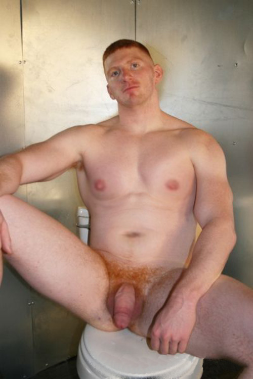 ginger men with small cocks