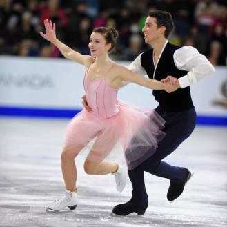 2015 Skate Canada International, short dance (Photo credit Skate Canada)