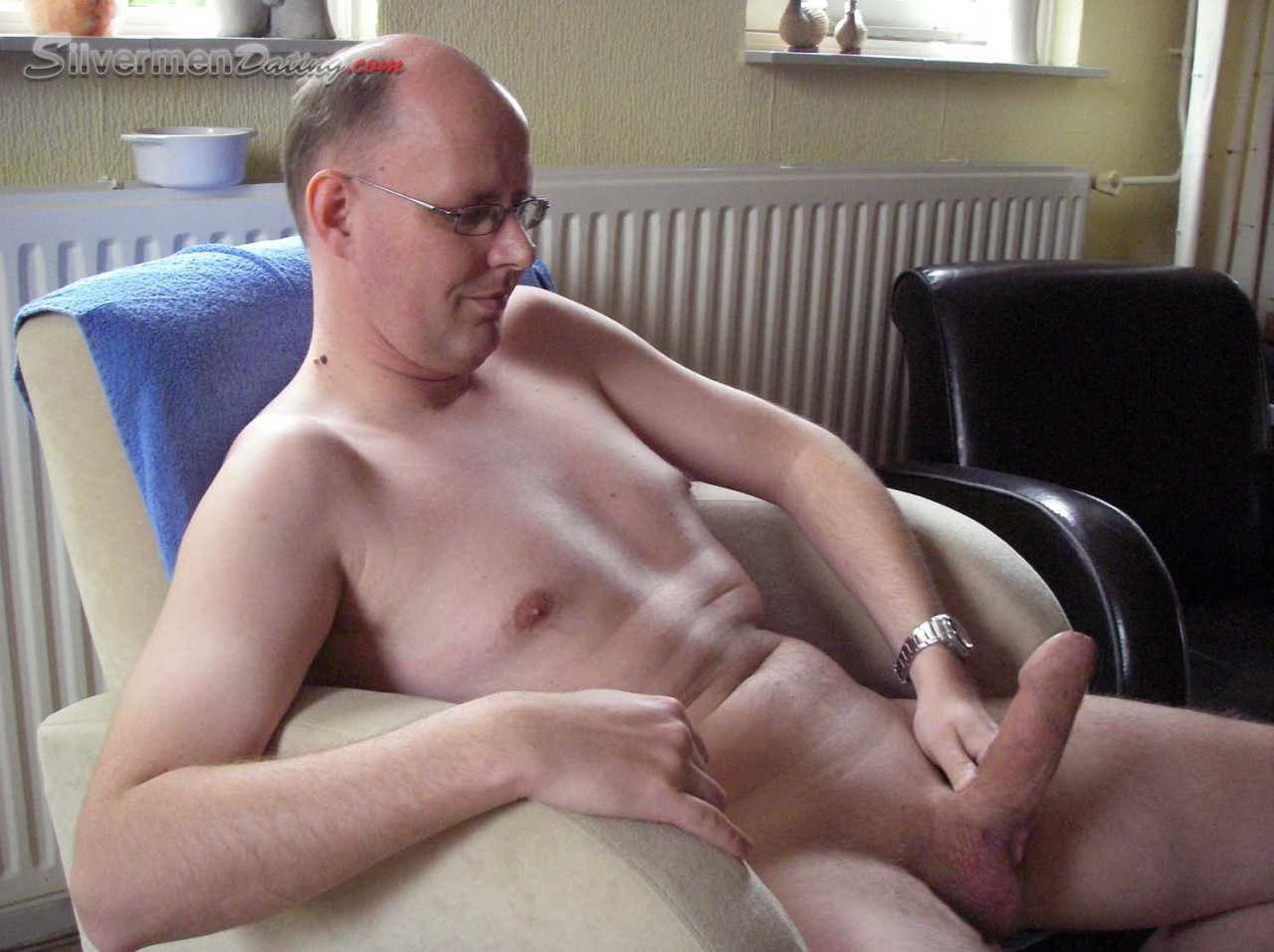 big huge cock grandpa