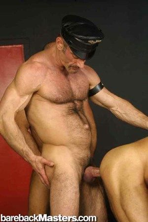 large hairy cock