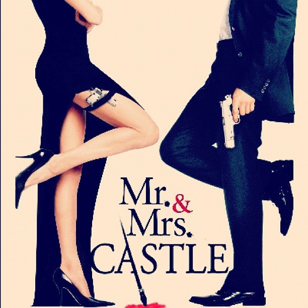 Castle - Mr. & Mrs. Castle