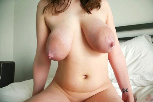 redhead lactating nipples