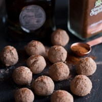 Chili-Tequila Chocolate Truffles