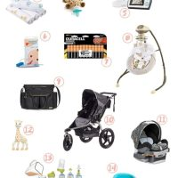 Baby Registry & Must-Haves