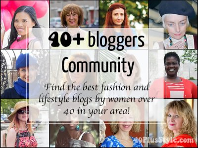 fashion bloggers and lifestyle blogs by women over 40