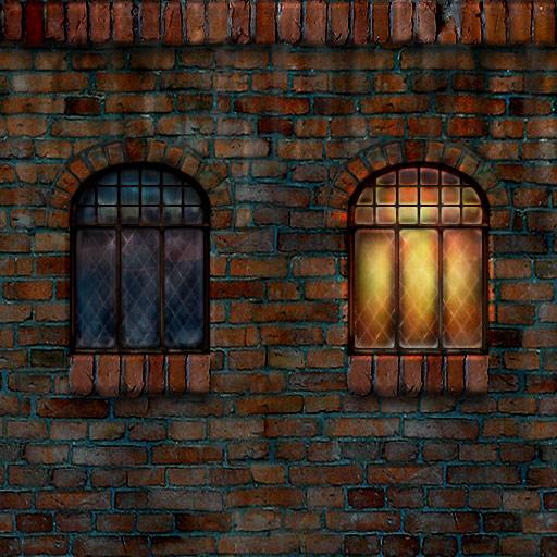 Modren City Window Texture Riveted Metal Pipe Railing Support In Design Ideas