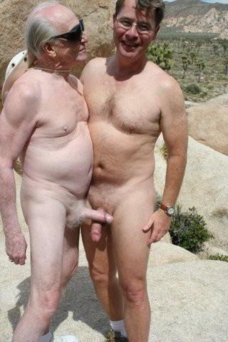 nude gay grandpa porn