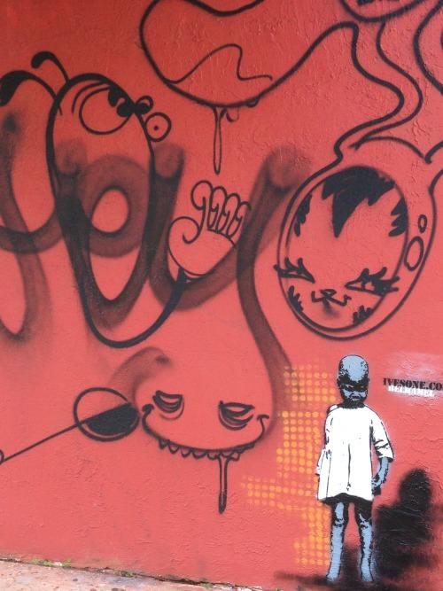 graffvandal:  Found In Wynwood Miami
