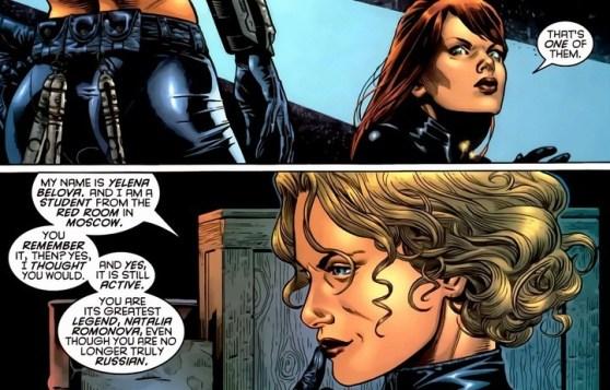 Black Widow Belova