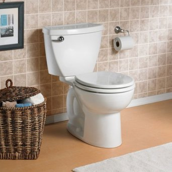 American Standard Cadet® 3 FloWise™ Round Front Toilet
