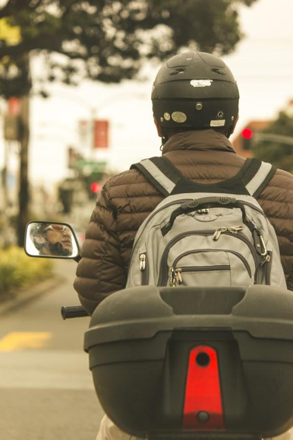 moped guy
