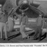 Larsen-Davis-Brown-Peyron & Pizzonia B-25 @ LeVallon