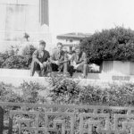 Who-Hanna &Lawver @Bastia Corsica Monument