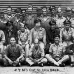 October 1943 - Original 417th NFS Crew