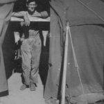 Al Koseck Corsica 1944