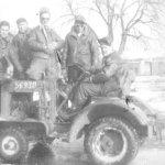 J Roberson, W Moore, Willis McLain, M Badford, M Shield