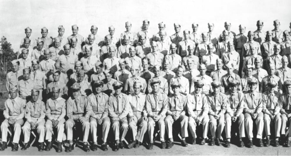 418th NFS at Kissimee, Florida 1943