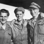 Gunnarson-with P-61 on Flightline-219