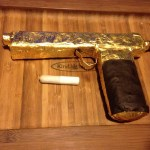 Working Golden Gun Joint and bullet