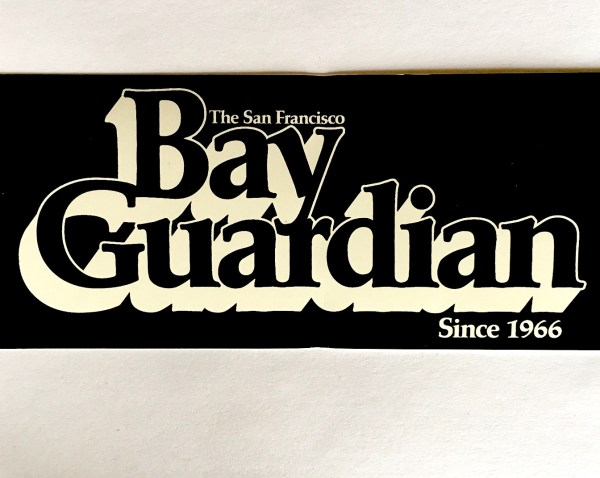 bayguardianbumpersticker