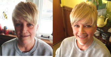 Mary Before and After