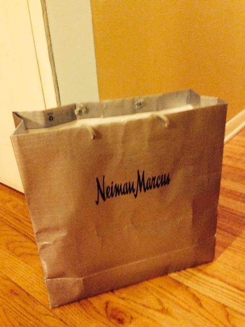 Mama's got a brand new bag...ow!