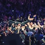springsteen partying like it was 1980 theboss therivertour2016 Chicago hungryhearthellip