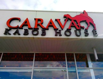 Serving up Kabobs and More: Caravan Kabob House Review
