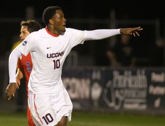 First Brampton athlete, Cyle Larin, drafted in MLS