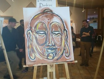 Brampton Art Battle: A Premier Competitive Painting Series