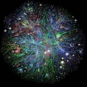 Modélisation d'un réseau de 5 millions de nœuds