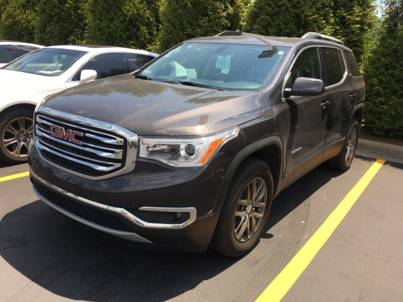 Pre Owned 2017 GMC Acadia SLT 1 4D Sport Utility For Sale  242693A     Pre Owned 2017 GMC Acadia SLT 1