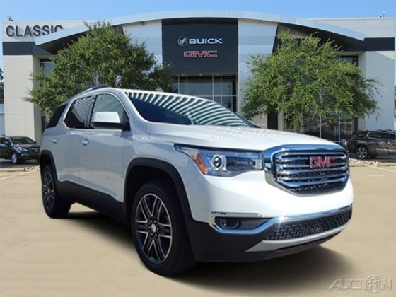 New 2018 GMC Acadia SLT 1 SUV For Sale  G8159105   Gregg Orr Auto New 2018 GMC Acadia SLT 1
