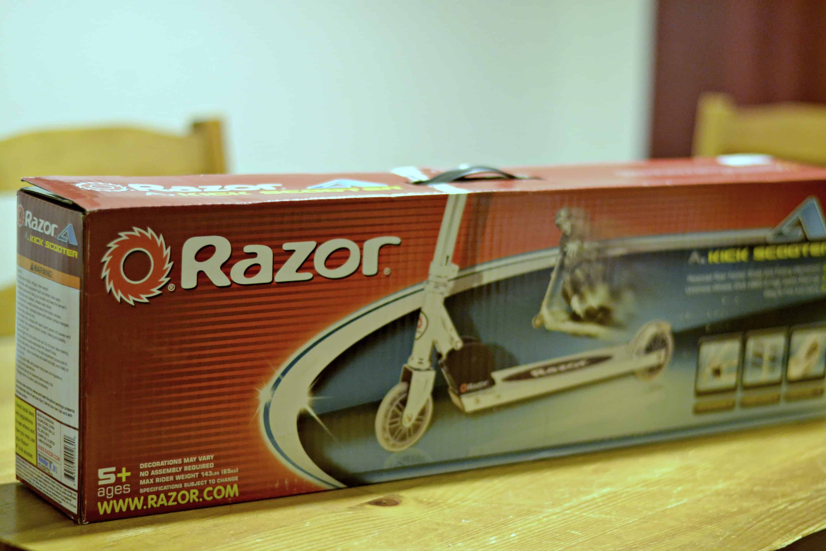 Dazzling 2014 Holiday Get Moving Razor A Kick Scooter Is A Hot Active Toy Razor A Kick Scooter Hats Frugal Active Kick Out On Mls Ntreis Active Kick Out houzz-03 Active Kick Out