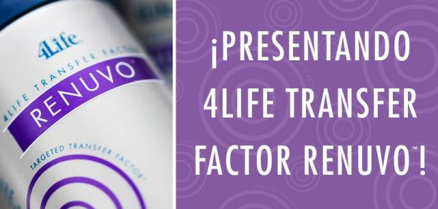 Presentando 4Life  Transfer Factor Renuvo / 4life Nicaragua
