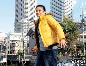 NHKの朝ドラマに出演していた女優さん⑤ 榮倉奈々さん