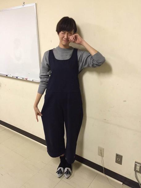 人気急上昇モデル!佐藤栞里ちゃんのファッションに注目♪その16